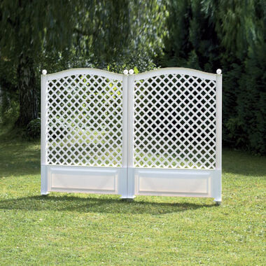 Set of 2 trellis 100 cm with spike