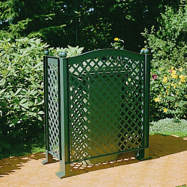 trash can trellis